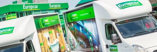 Europcar chooses Iveco DriveAway Aeroluton