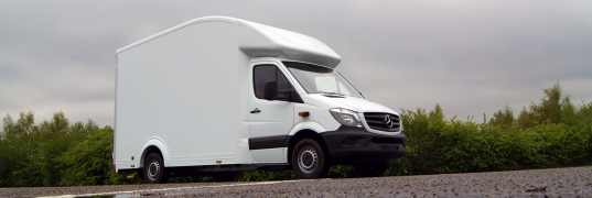 First for Mercedes Sprinter Low Frame chassis