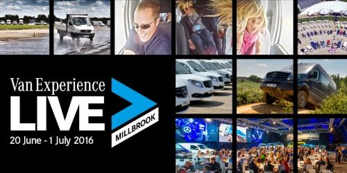 Van Experience Live 2016